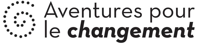 Logo aventure pour le changement