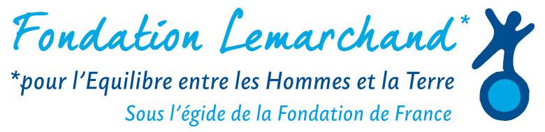 Logo Fondation Lemarchand