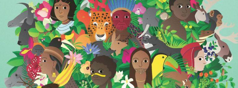 Illustration pour la Journée mondiale de la vie sauvage 2021 PHOTO :Gabe Wong